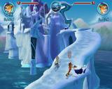 Crash: Mind over Mutant PlayStation 2 Right next to the jungle you have this ice area. Go figure
