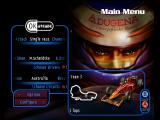 Monaco Grand Prix Racing Simulation 2 Dreamcast Track selection