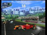 Monaco Grand Prix Racing Simulation 2 Dreamcast Spinning out