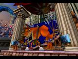 "Crash Bandicoot: Warped PlayStation ""Tiny"" the Tiger is the first boss of the game."