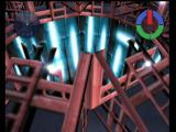 Star Wars: Demolition Dreamcast The shaft of the second Death Star serves as a warp point