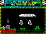 Magicland Dizzy ZX Spectrum Ghosts!