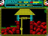 Magicland Dizzy ZX Spectrum Down the Well