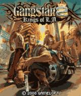 Gangstar 2: Kings of L.A. J2ME Title screen