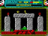 Magicland Dizzy ZX Spectrum Here you start.