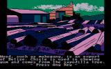 The Spy's Adventures in South America DOS Conducting our investigation in Belize (CGA Composite)