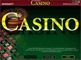 Microsoft Casino Windows Install screen