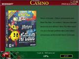 Microsoft Casino Windows First ad while installing : Anniversary Edition of Return of Arcade