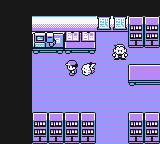 Pokémon Yellow Version: Special Pikachu Edition Game Boy Why is he following me? (on a GBC)