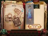 Macabre Mysteries: Curse of the Nightingale iPad Character Profiles