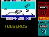 ATV Simulator ZX Spectrum Every fall impedes you