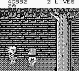 Bart Simpson's Escape from Camp Deadly Game Boy Yeah, new outfit.