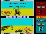 ATV Simulator ZX Spectrum Two Players game