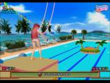 Party Girls PlayStation 2 Swinging to score the closest distance to the center of that floating island