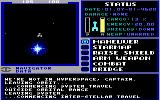 Starflight DOS Hyperspace travelling (EGA/Tandy)