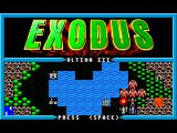 Exodus: Ultima III Macintosh Intro animation (LairWare version).
