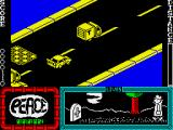 Agent X ZX Spectrum Driving level