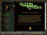 Demise: Rise of the Ku'tan Windows Online Information System (the help system)