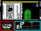 Agent X ZX Spectrum Kicking away a nasty guy