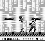 Ninja Gaiden Shadow Game Boy Stage 2 Boss.
