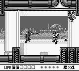 Ninja Gaiden Shadow Game Boy Stage 4.