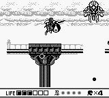 Ninja Gaiden Shadow Game Boy Stage 5.