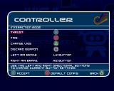 WipEout XL PlayStation Controller Config.