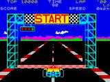Pole Position ZX Spectrum Ready to start racing...