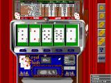 Trump Castle 3 DOS Playing Video Poker (VGA)