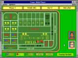 More Vegas Games Entertainment Pack for Windows Windows 3.x Rolling the dice (Craps)