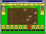 More Vegas Games Entertainment Pack for Windows Windows 3.x Both players lose (Horseracing)