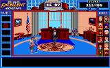 Bill & Ted's Excellent Adventure Amiga Lincoln in the Oval Office.