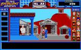Bill & Ted's Excellent Adventure Amiga Socrates asks you to answer a riddle before he will join you.