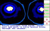 The Crimson Crown Amiga Cast into dark, dangerous dungeons.