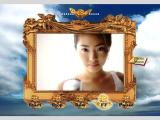 Tomomi Tsunoda: Come and Kiss Me PlayStation Photo slides... this one's on the back cover