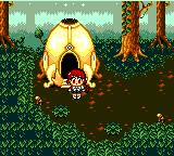 Magic Knight Rayearth Game Gear Starting the game