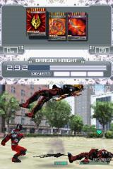 Kamen Rider: Dragon Knight Nintendo DS Advent Master Mode - Fight with various enemies and Riders to compete with your scores.