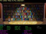 Indiana Jones and the Last Crusade: The Graphic Adventure Windows Among all these books there are actually a handful you can single out and take with you