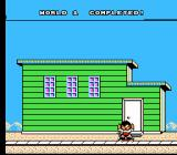 Menace Beach NES World 1 Completed!