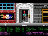 Zak McKracken and the Alien Mindbenders Windows In front of Zak's apartment (GOG release, Floppy version)