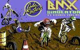 BMX Simulator Commodore 64 Title screen