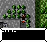 "Revelations: The Demon Slayer Game Gear Having an intellectual conversation with a monkey. He says: ""Kiki! Kikii!"""