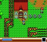 Sylvan Tale Game Gear In a village