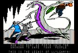Wizardry: Legacy of Llylgamyn - The Third Scenario Apple II Intro Cutscene