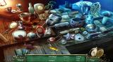 9 Clues: The Secret of Serpent Creek Windows One of the hidden object scenes, a messy table.