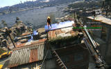 Dying Light: Enhanced Edition Windows Doing parkour.