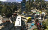 Dying Light: Enhanced Edition Windows Cars block all roads, but it is possible to vault over them easily.
