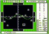Algebra Arcade Apple II This one is more successful