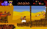 Disney's Aladdin DOS A Little Apple can Destroy