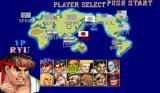 Street Fighter II: Champion Edition Arcade Expanded character roster